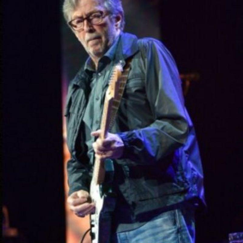 2. Eric Clapton. Foto:Getty Images. Imagen Por: