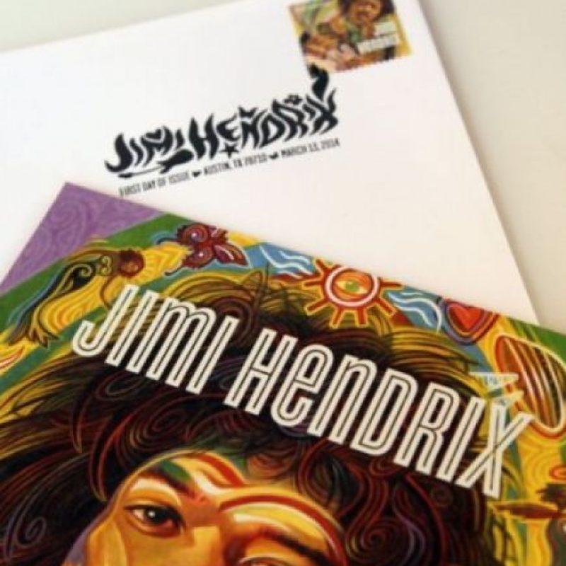 1. Jimi Hendrix. Foto:Getty Images. Imagen Por: