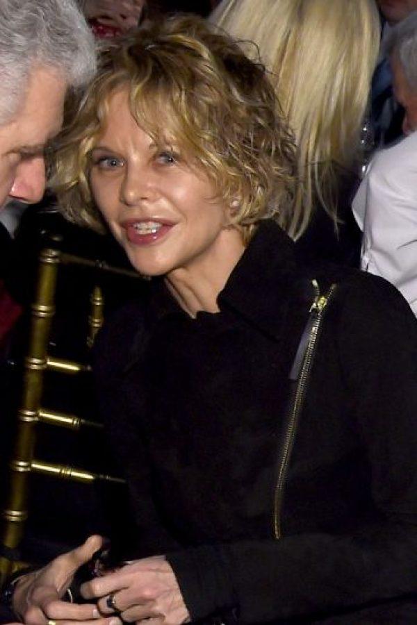 Después de 2001 llegó la decadencia y la actriz transformó su rostro. Foto:Getty Images. Imagen Por: