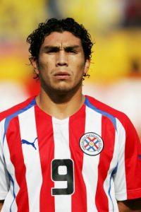 En el momento del accidente era una de las estrellas de la Selección de Paraguay Foto:Getty Images. Imagen Por: