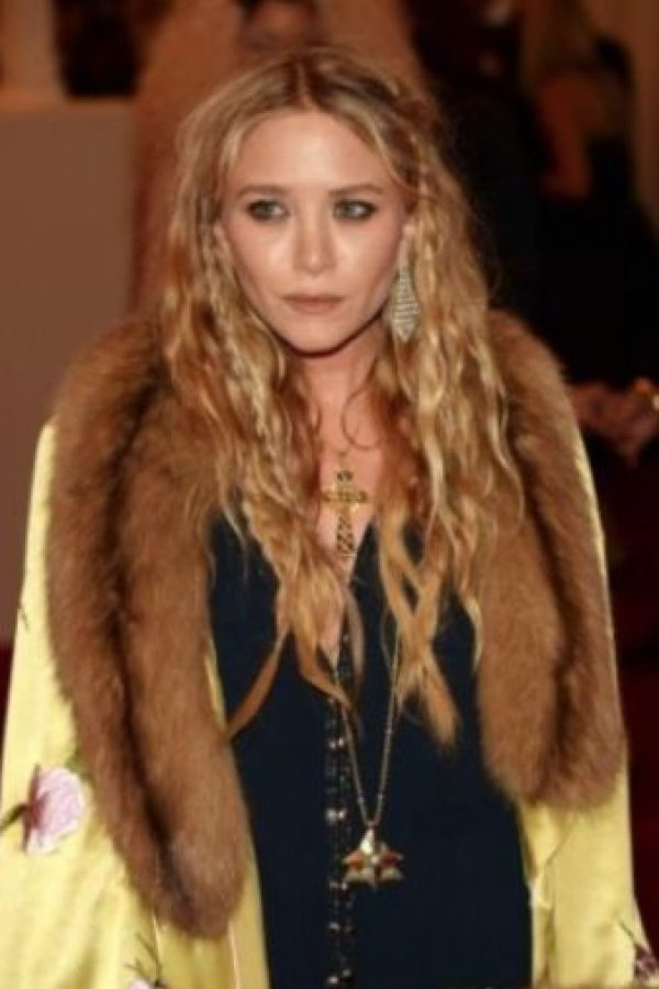 Mary Kate Olsen Foto:Getty Images. Imagen Por:
