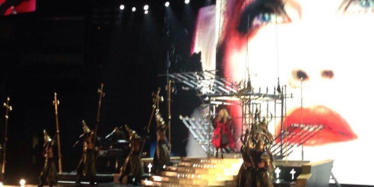 Arranca enérgica Madonna en P.R.