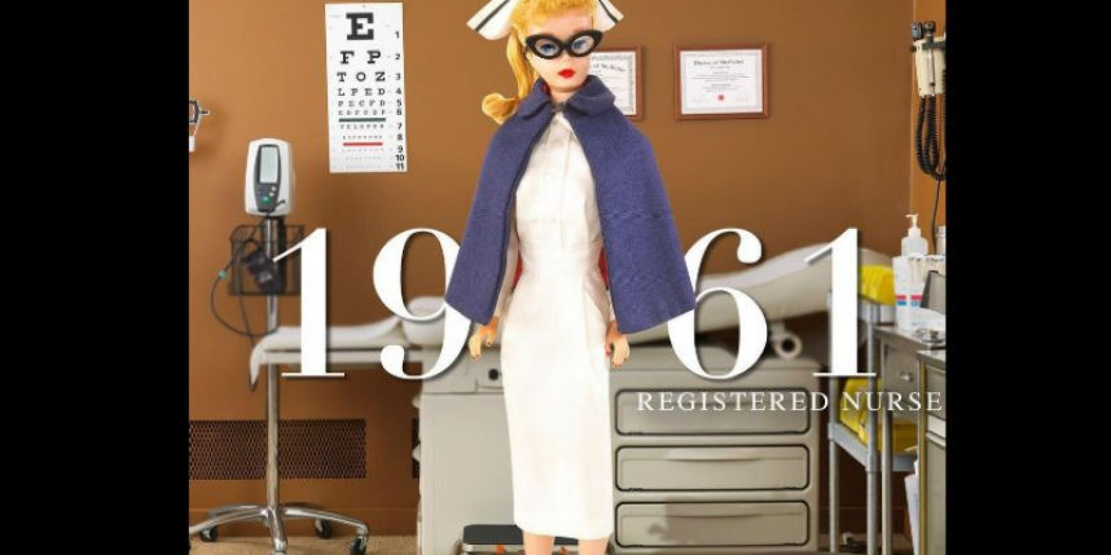 """Mattell se fundo en 1945 y 14 años después dio a conocer a """"Barbie"""". Foto:Vía Instagram. Imagen Por:"""