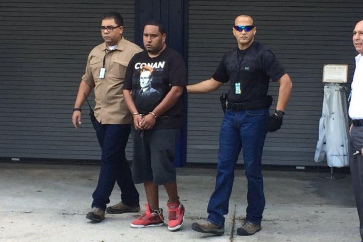 Foto:Twitter: Policía de P.R.. Imagen Por: