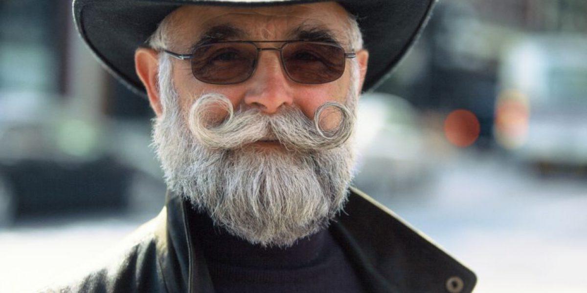 Comprueban que barbas matan bacterias