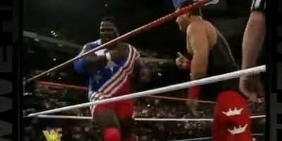 "Enfrentó en su primera pelea a Jerry ""The King"" Lawler Foto:WWE. Imagen Por:"