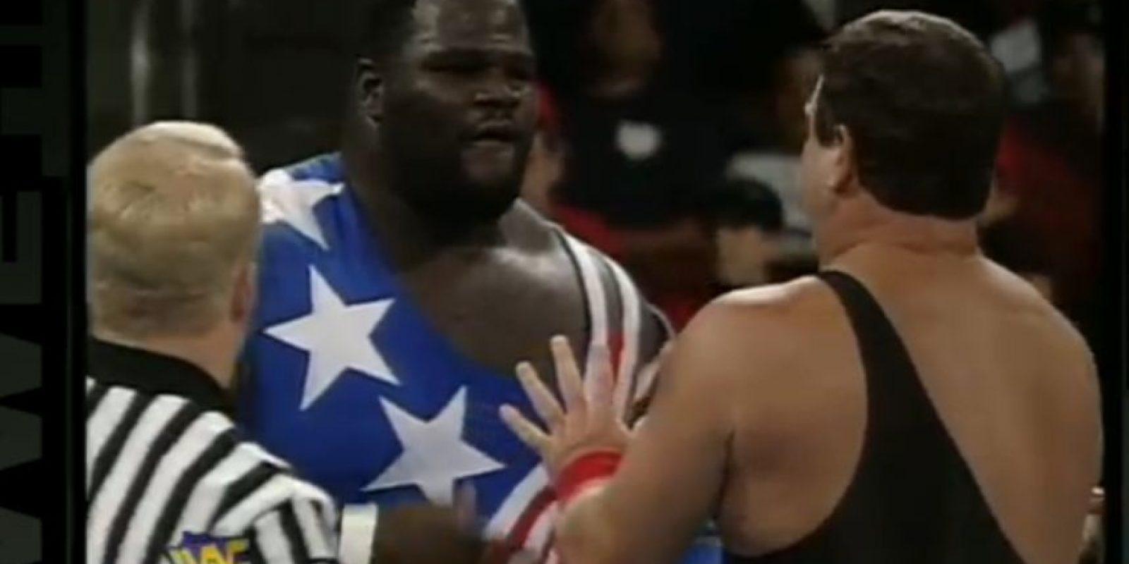 Mark Henry Foto:WWE. Imagen Por: