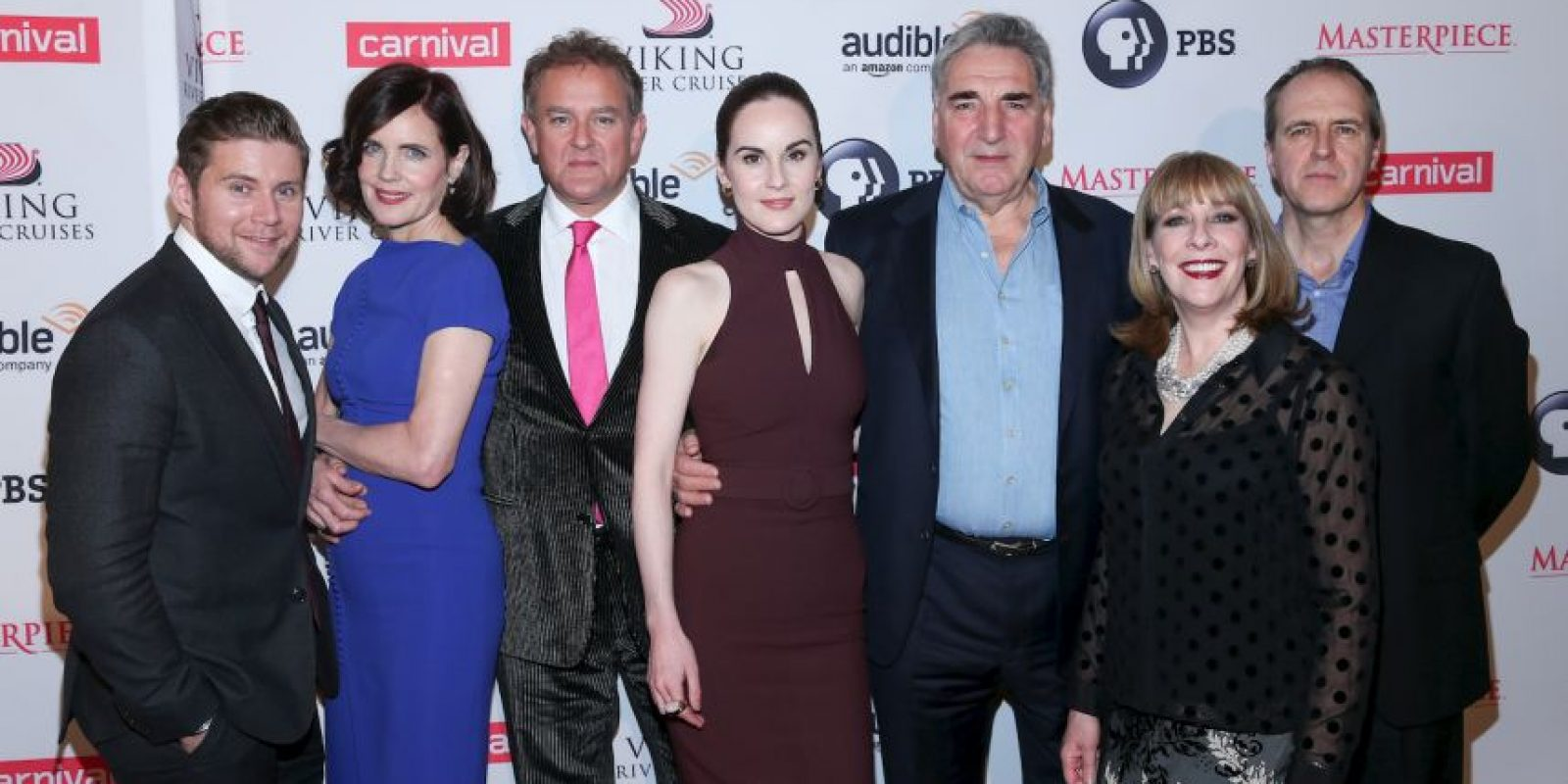 Downton Abbey Foto: Getty Images. Imagen Por: