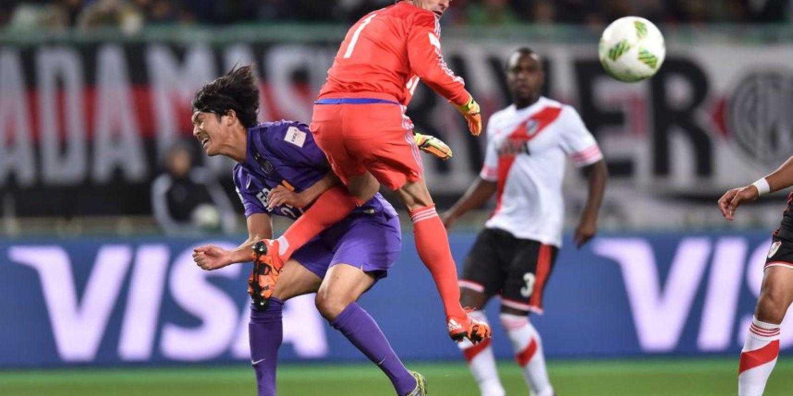 Marcelo Barovero (River Plate/Argentina) Foto:Getty Images. Imagen Por: