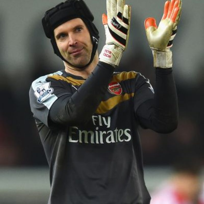 6. Petr Cech (Arsenal/República Checa) Foto:Getty Images. Imagen Por: