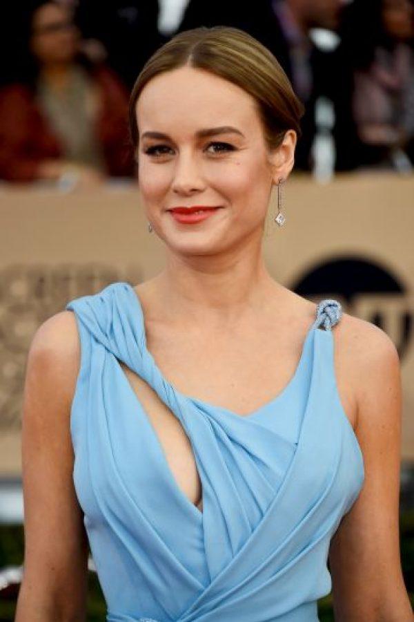"""Brie Larson — La habitación; como Joy """"Ma"""" Newsome. Foto:Getty Images. Imagen Por:"""