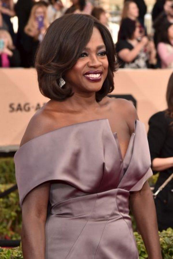 """Ganó """"Mejor interpretación femenina en un drama"""" Foto:Getty Images. Imagen Por:"""