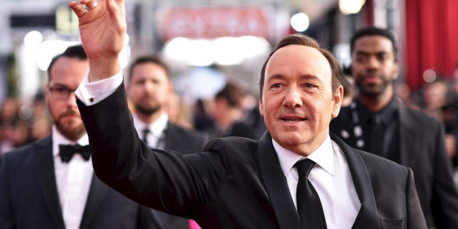 Kevin Spacey — House of Cards; como Francis Underwood Foto: Getty Images. Imagen Por: