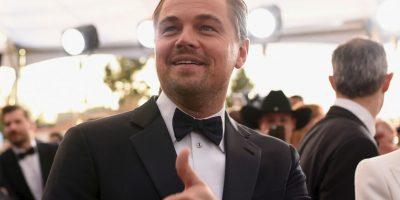 """¿Se acerca al Oscar? Leonardo Di Caprio gana el premio de """"Mejor Actor"""" en los SAG 2016 Foto:Getty Images. Imagen Por:"""