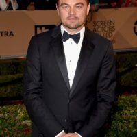 Así lució DiCaprio en los SAG Awards 2016 Foto:Getty Images. Imagen Por: