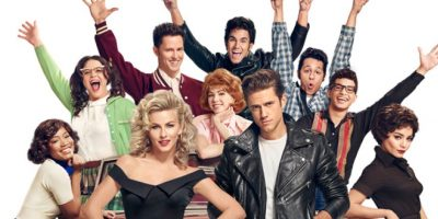 """""""Grease: Live"""", una producción de la cadena Fox que se transmitirá en vivo hoy. Foto:FOX. Imagen Por:"""