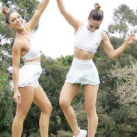 Sus nombres son Diana y Felicia Foto:Vía instagram.com/basebodybabes. Imagen Por: