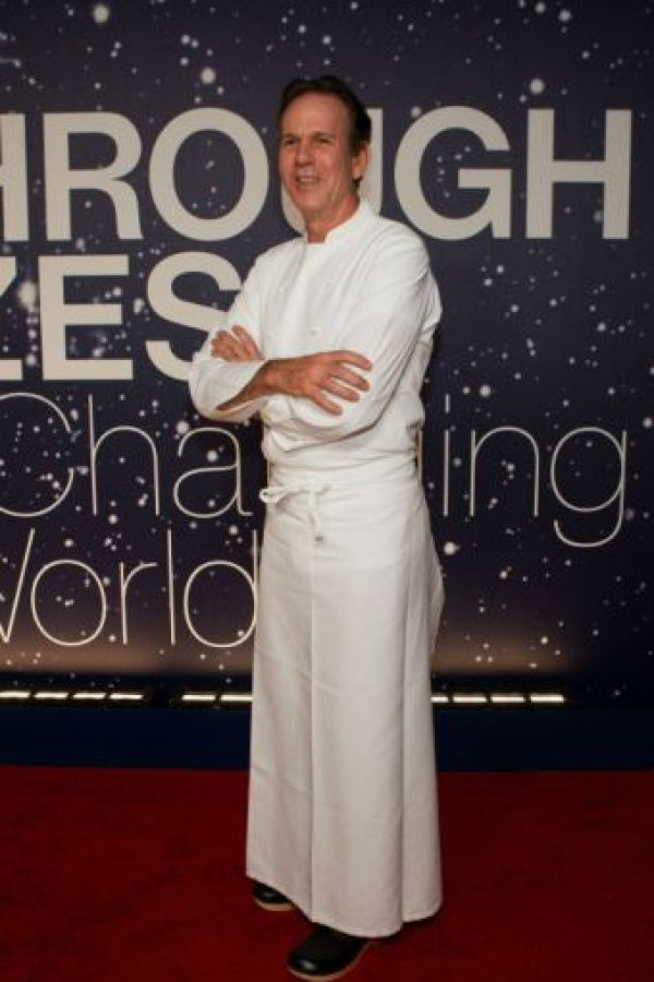 Thomas Keller Foto: Getty Images. Imagen Por: