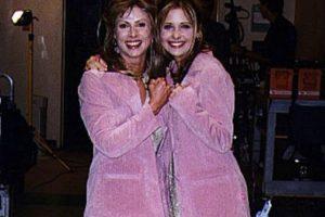 Sarah Michelle Gellar y Sophia Crawford Foto: Vía allusedup.tumblr.com. Imagen Por: