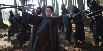 """""""Crouching Tiger, Hidden Dragon: Sword of Destiny"""" – Disponible a partir del 26 de febrero. Foto:Vía Netflix. Imagen Por:"""