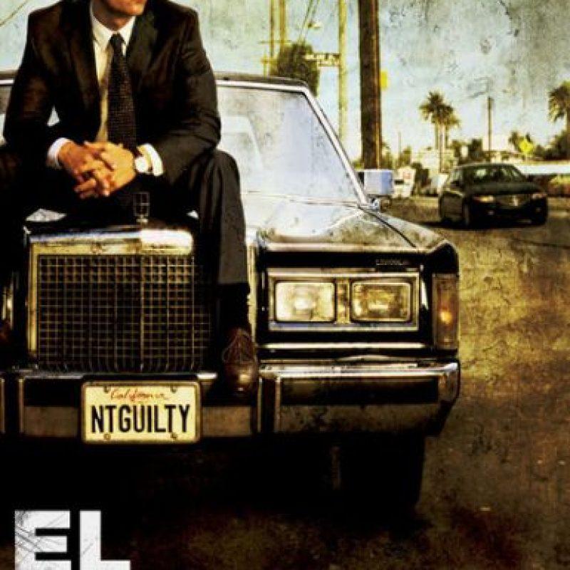 """""""El defensor"""" – Ya disponible. Foto:Vía Netflix. Imagen Por:"""