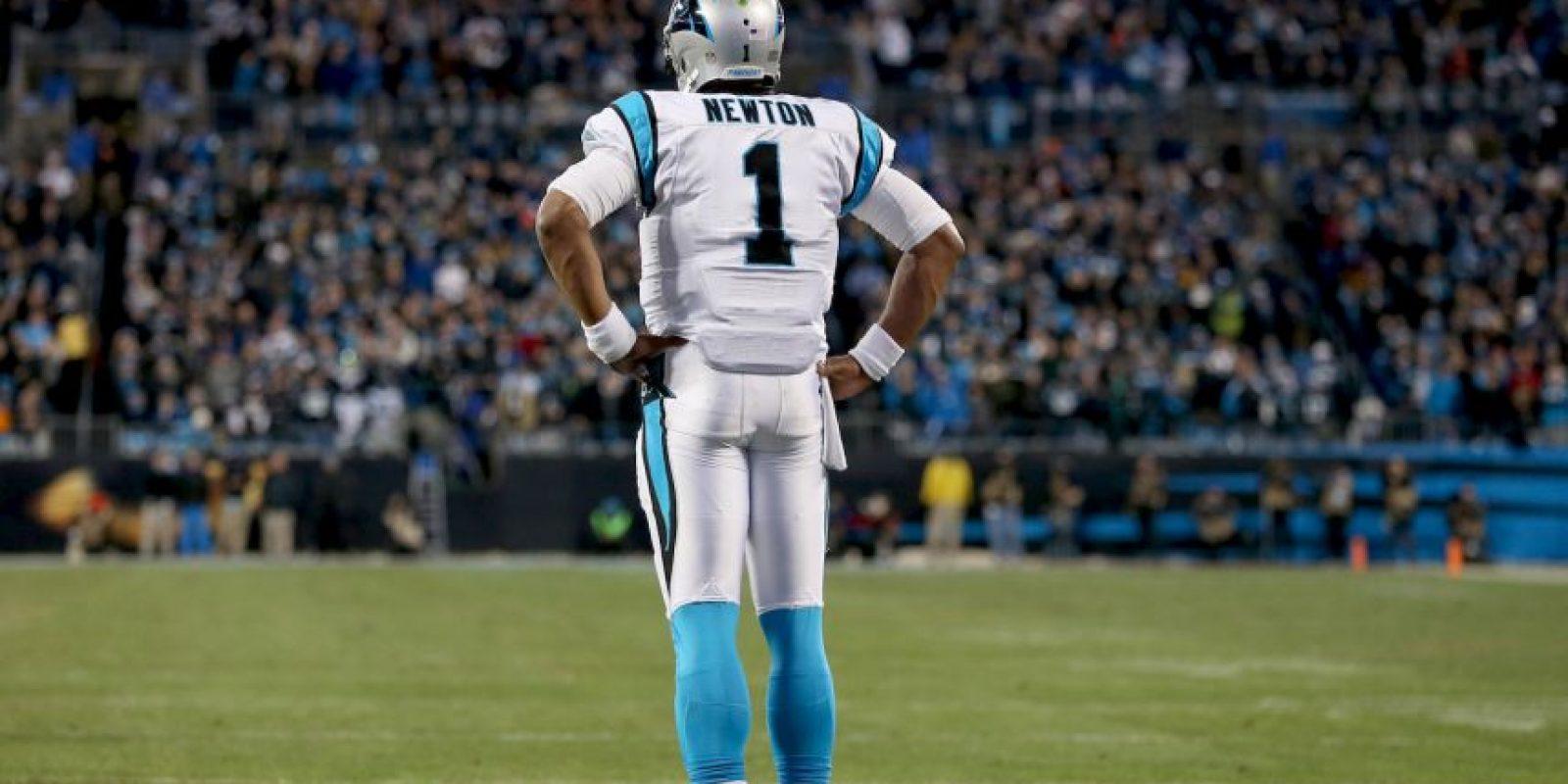 Buscará pasar a la historia como el primer mariscal de campo que gana el Super Bowl con Carolina Foto:Getty Images. Imagen Por: