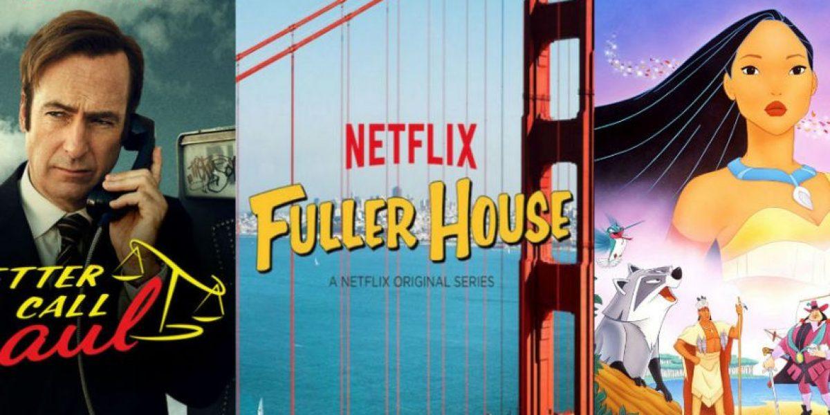 Estos son los estrenos de Netflix durante febrero