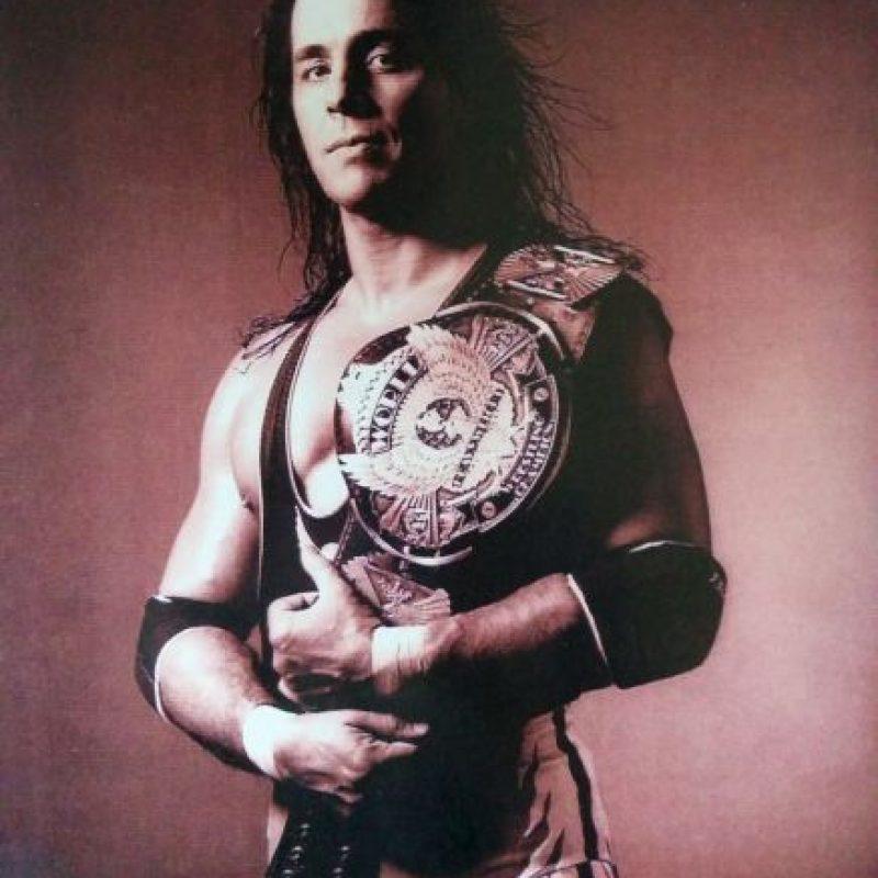 En 1984 se trasladó a los Estados Unidos y se unió a la WWF (hoy WWE). Foto:Vía facebook.com/hitmanbrethart. Imagen Por:
