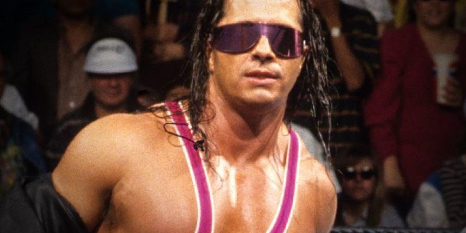 Comenzó en los deportes jugando hockey sobre hielo, pero luego se pasó a la lucha libre. Foto:WWE. Imagen Por: