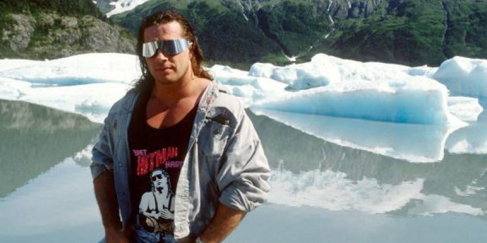 En 2009 volvió a la WWE, y tiene apariciones de manera esporádica. Foto:WWE. Imagen Por: