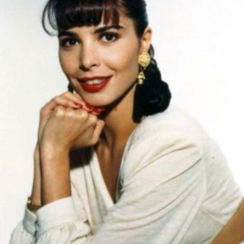 Mariana Levy fue uno de los rostros juveniles más reconocidos a finales de la década de los 80 y principios de los años 90 Foto:Tumbrl. Imagen Por: