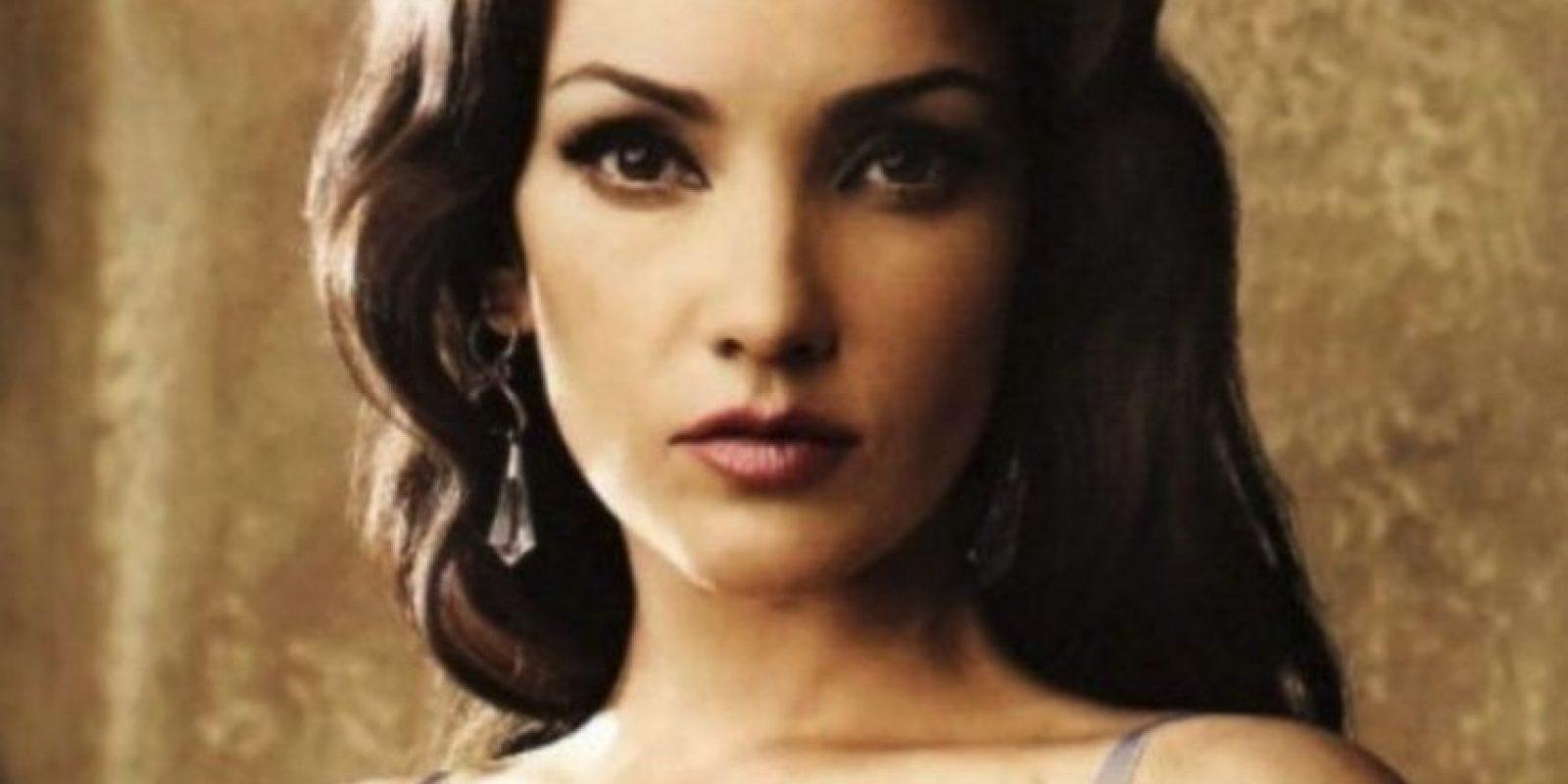 Karla Álvarez, la actriz falleció en noviembre de 2013 Foto:Vía twitter.com/alvarez_karla. Imagen Por: