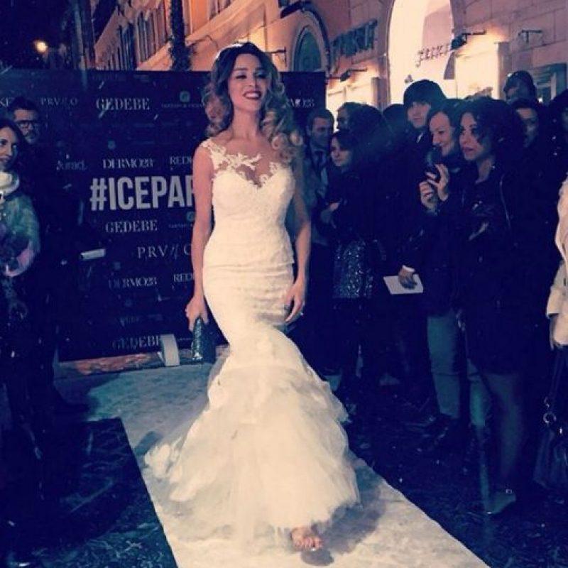 Foto:Vía instagram.com/vittoriaschisano/. Imagen Por: