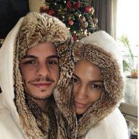 Jennifer López y Casper Smart comenzaron su relación en noviembre de 2011, tras el divorcio de la cantante. López estuvo casada siete años con Marc Anthony, quien es el padre de sus hijos. Foto:Via instagram.com/beaucaspersmart/. Imagen Por: