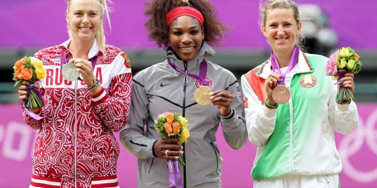 Aseguran que Serena Williams no soporta a María Sharapova