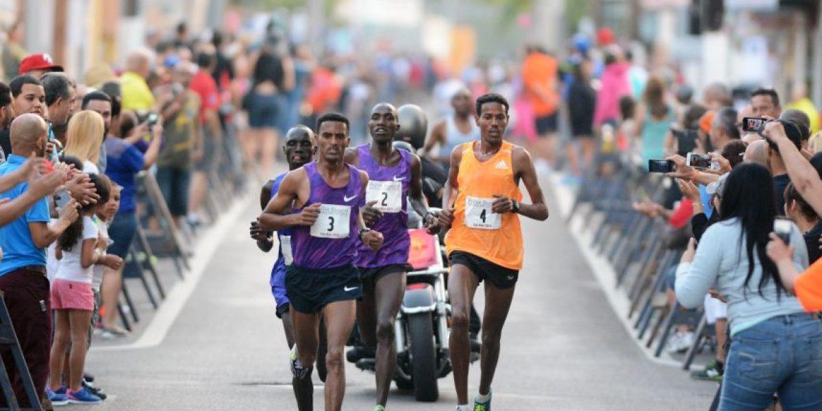 Triunfo para Puerto Rico en medio maratón San Blas