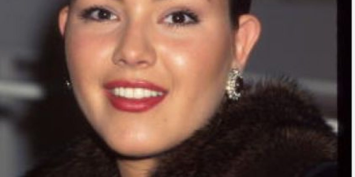 Fotos: Así se ve Alicia Machado 20 años después de ser