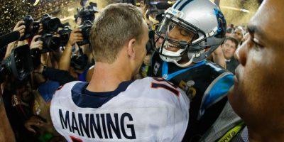 Obtuvo el reconocimiento de Cam Newton. Foto:Getty Images. Imagen Por: