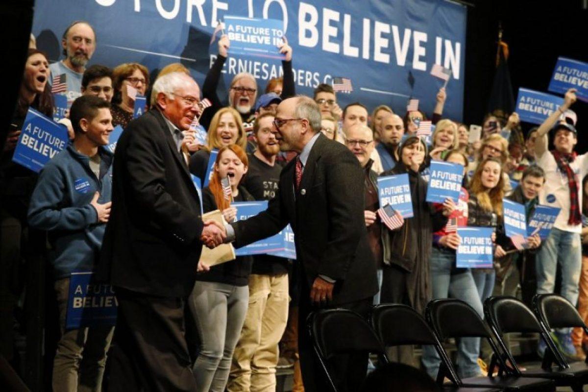 Primarias en New Hampshire Foto:AFP