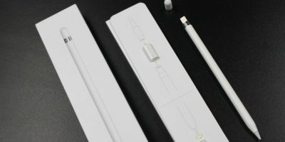Apple Pencil se vende por separado. Foto: Nicolás Corte