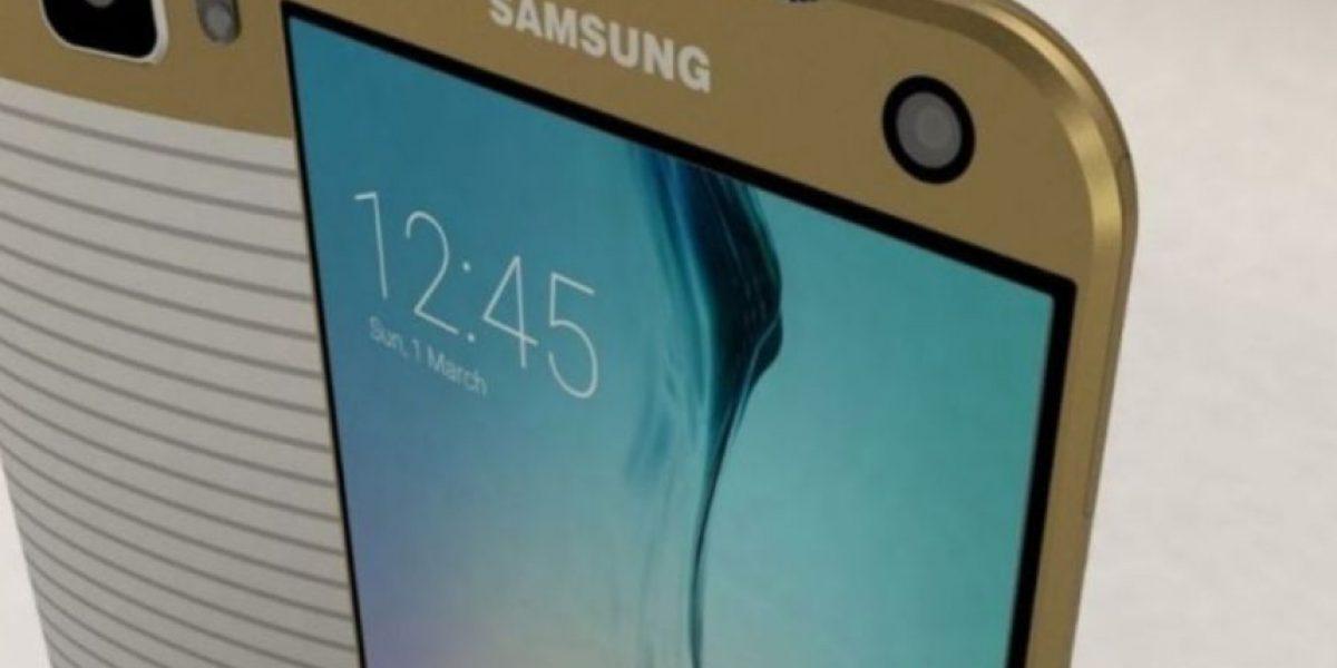 Esta imagen confirmaría el Samsung Galaxy S7 Edge de 5.5 pulgadas