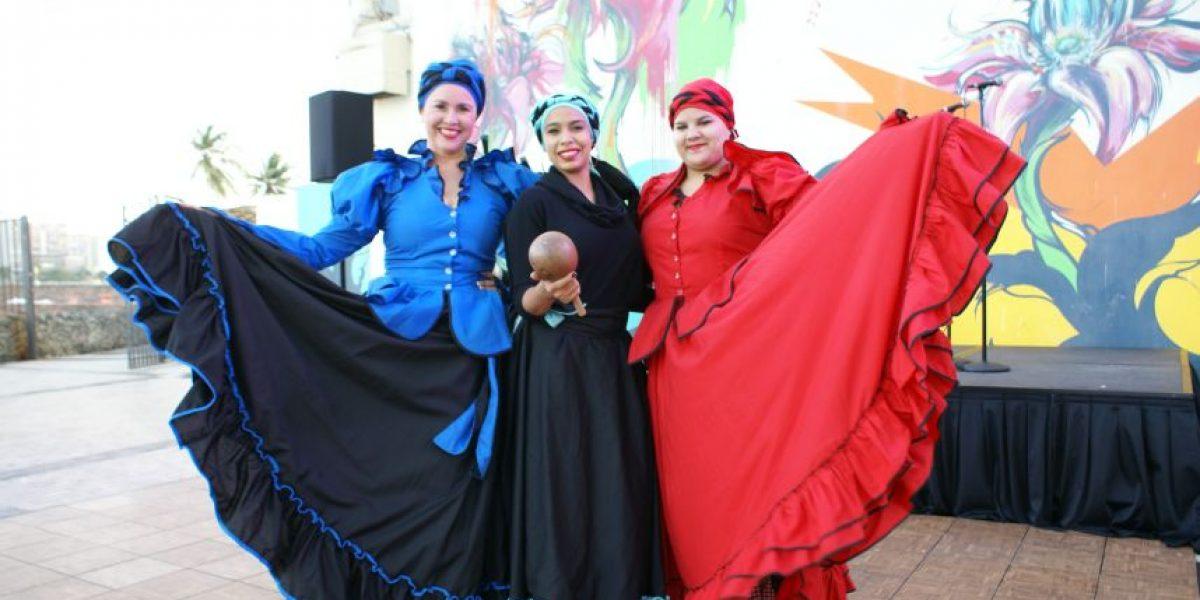 Sabor y folclor en el San Gerónimo Festival