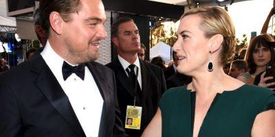 11 fotos que demuestran la gran amistad entre Kate y Leonardo Foto:Getty Images. Imagen Por: