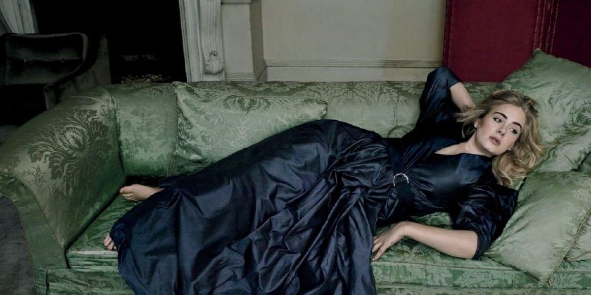 Adele regresa a la portada de