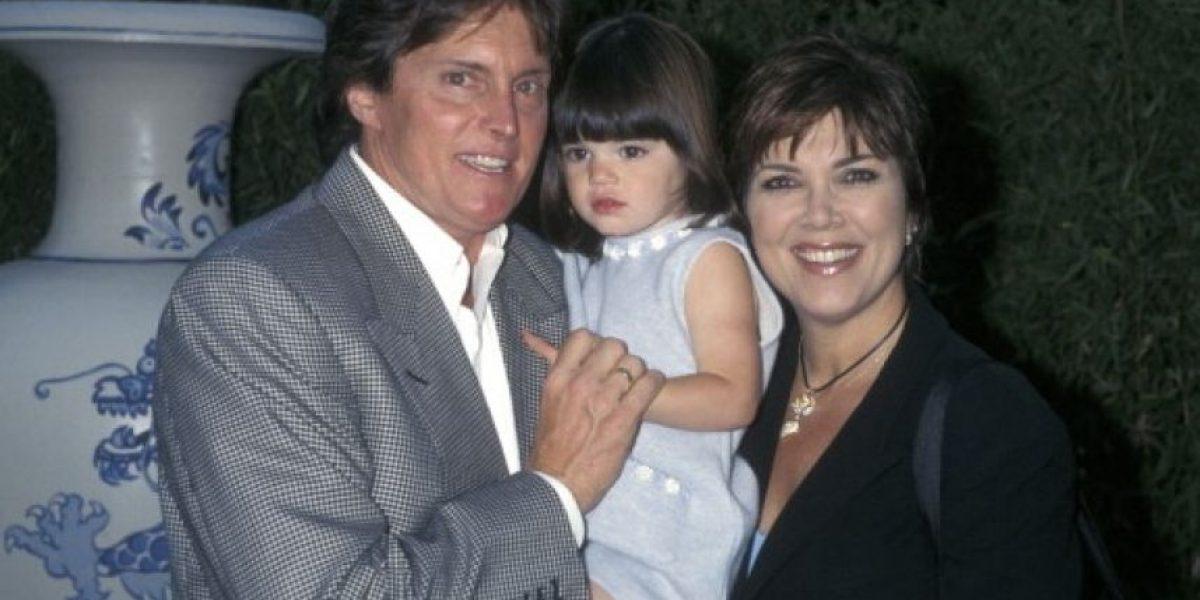 Padre e hija con el mismo vestido: Kendall y Caitlyn Jenner lucen el mismo outfit