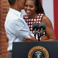 Este es el último año que la pareja ocupara la Casa Blanca. Foto:Getty Images. Imagen Por:
