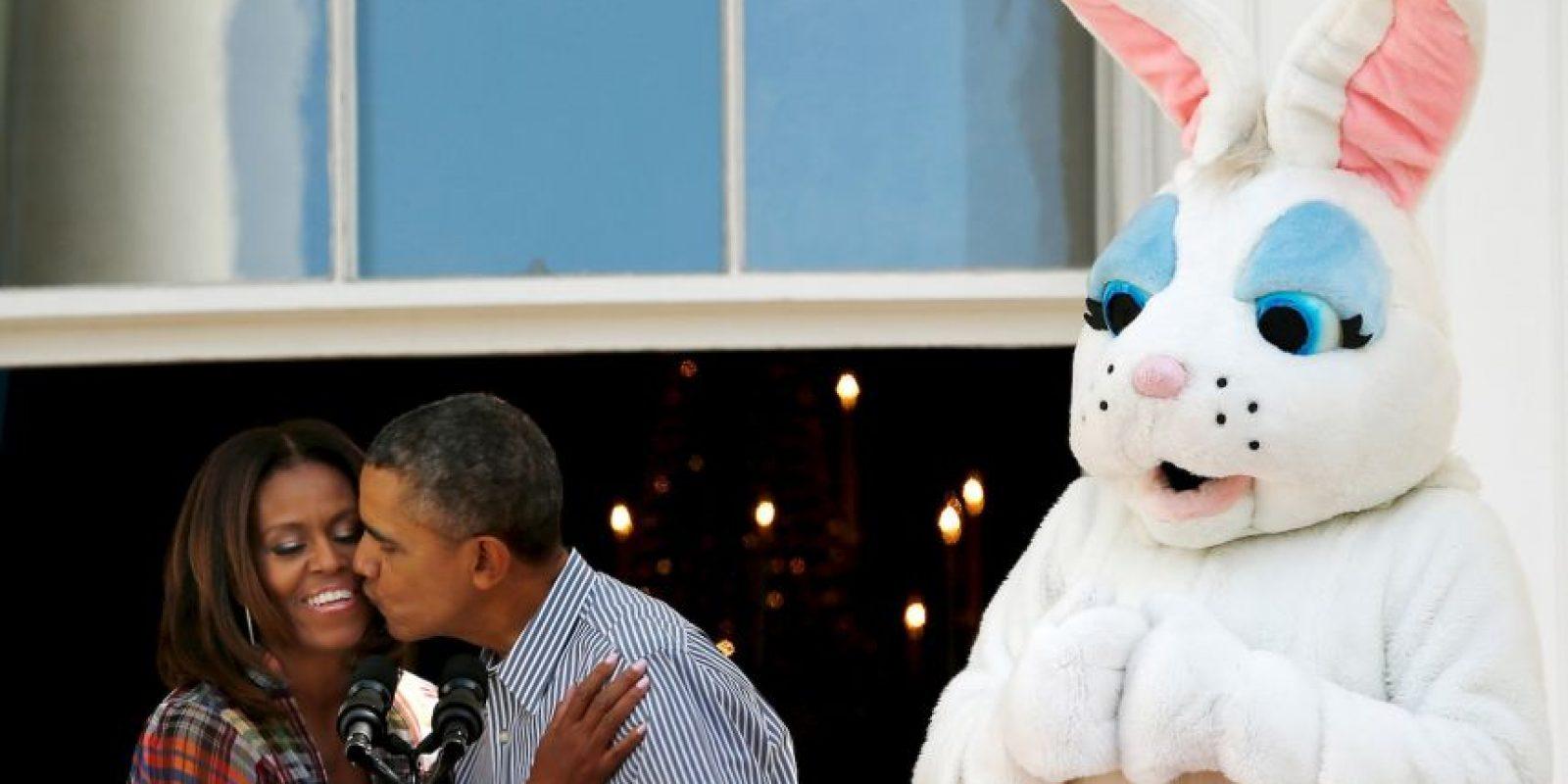 Como todo matrimonio, los Obama han reconocido tener buenos y malos momentos. Foto:Getty Images. Imagen Por: