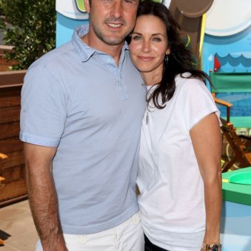 Courteney Cox y David Arquette Foto: Getty Images. Imagen Por: