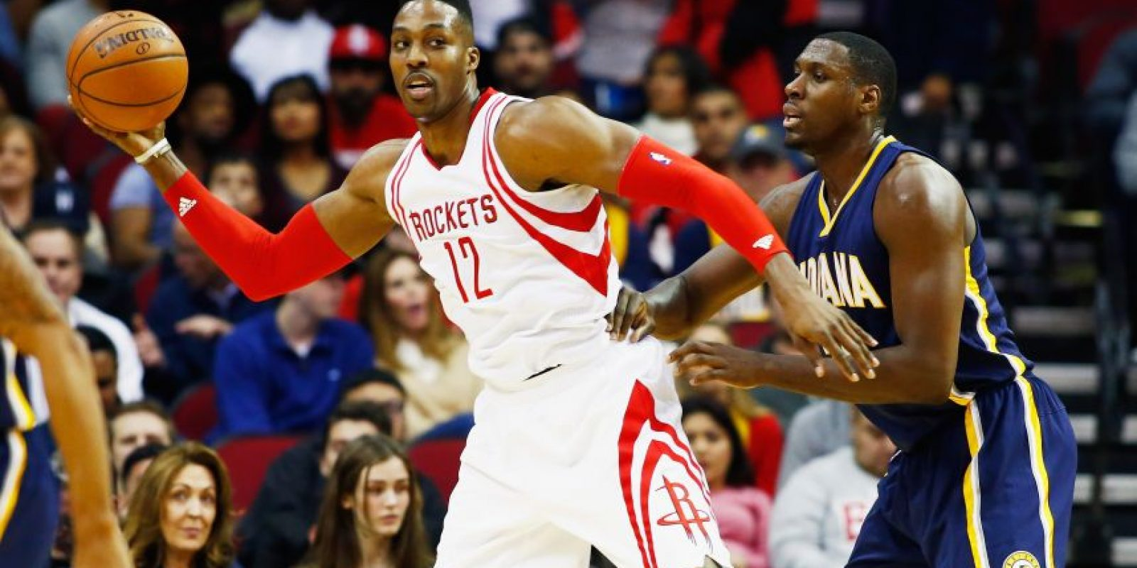 Dwight Howard Foto: Getty Images. Imagen Por: