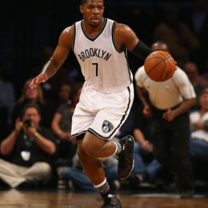 Joe Johnson Foto: Getty Images. Imagen Por: